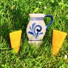 Hessische Gartendeko #Dekoliebe #Gartenliebe